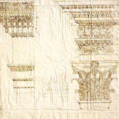 Andrea Palladio Architectural illustration