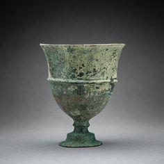Bronze Chalice - Barakat Gallery Store