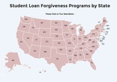 Student Loan Forgiveness By State