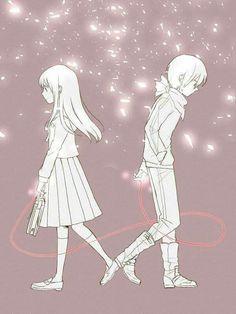 Hiyori x Yato - Noragami ❤️ Noragami Anime, Yato And Hiyori, Sad Anime, Yatori, Animes To Watch, Cute Couple Comics, Love Illustration, Cool Paintings, Manga Drawing