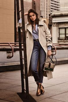 Layering for fall like...