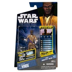 Star Wars Clone Wars Mace Windu
