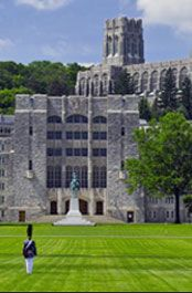 West Point. Beautiful campus. Beautiful men & women who serve their country(my brother being one of them..so proud of him!).