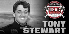 TONY STEWART: USAC HALL OF FAME CLASS OF 2016