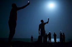 Fotografia de John Stanmeyer vencedora do World Press Photo 2014 (Foto: John Stanmeyer/VII for National Geographic/AP)