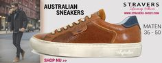 Australian men's sneakers in small & large shoe sizes 3, 4, 5, 6, 13, 14, 15. See all colors online....