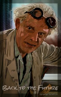 (Spen Art ) Back to the Future