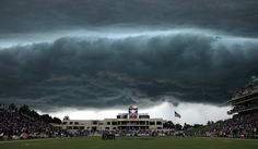 Kansas thunderstorms and Kansas State football