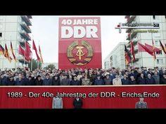 Der 40e Jahrestag der DDR - Erichs Ende (1989) - YouTube
