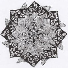 zendala - template #1 by banar, via Flickr