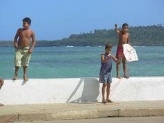 ¡Che, barrilete! - Baracoa, Cuba.