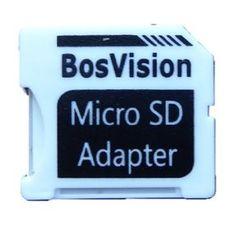 Bosvision Micro SD-Adapter Nu Mac