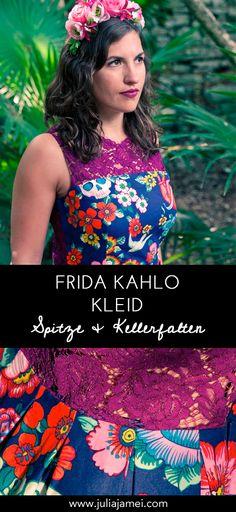 La Fiesta Catrina Kleid – eine Hommage an Frida Kahlo