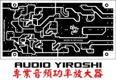 Amplificador Yiroshi TR3500 Con Super Driver 1500W Hifi Amplifier, Class D Amplifier, Power Supply Circuit, Circuit Diagram, Electronics Projects, Coding, Yamaha, Samurai, Pdf
