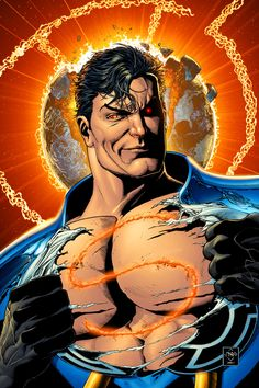 TALES OF THE SINESTRO CORPS PRESENTS: SUPERMAN PRIME #1 by Ethan Van Sciver