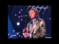 ▶ Knut Anders Sørum - High (Norway) 2004 Eurovision Song Contest - YouTube