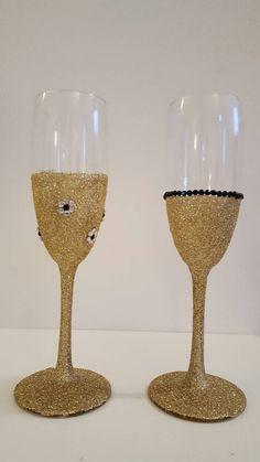 Guarda questo articolo nel mio negozio Etsy https://www.etsy.com/it/listing/479282181/bicchieri-fini-e-glamour
