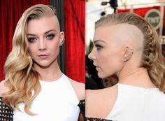 Yay or Nay: Natalie Dormer's Edgy SAG Awards Hairstyle