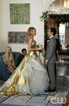 Gossip Girl - Serena va der Woodsen & Dan Humphrey's Wedding