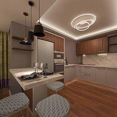 Ofis 352 Mimarlık Hizmetleri - ORHAN-OLIVIA EVİ: modern tarz Mutfak