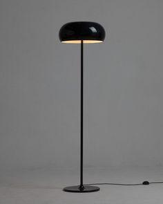 Lámpara de arco habitación de sueño stand iluminación cromo pie lámpara spot móviles