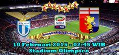 Prediksi Lazio vs Genoa, Dari pertandingan ajang liga Italia pekan 22 akan mempertemukan Lazio yang akan menghadapi Genoa