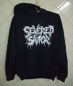 Severed Savior Tour Bloodletting North America 2007 hoodie hooded Deeds Of Flesh #Gildan #GraphicTee