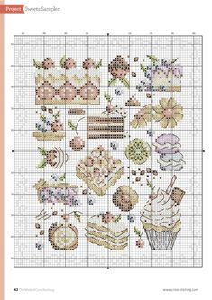Treat Yourself From The World of Cross Stitching N°245 September 2016 3 of 4