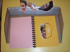 Lesson Planning with Me!: More Task Box Ideas...  This is a great way to work on facial recognition with your special needs students.  Quick and easy.  Great independent reusable task.