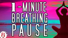 BREATHING PAUSE: A 1 Minute Exercise To Calm The Mind, Relax The Muscles And Reduce Stress - The 4-7-8 Method #Health #Stress #HOWTOcalmdown #HOWTOrelax #HOWTObreathedeeply #HOWTO #deepbreathing #breathingmethod #breathing #nosebreathing #mouthbreathing #relaxation #yoga #478method #trick #1minuteexercise #method #technique #exercise #health #stress #poorsleep #AndrewWeil #ArizonaCentre #consciousness #pranayama #meditation #pranayama #pranayam #stateofmind #emotions