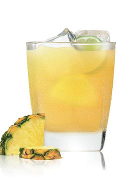 Simple and fruity, the Patron Pineapple is a fresh pineapple margarita recipe that is great everyday.