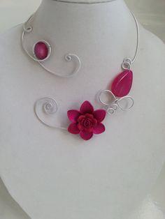 Wedding jewelry  Prom jewelry  Design par LesBijouxLibellule