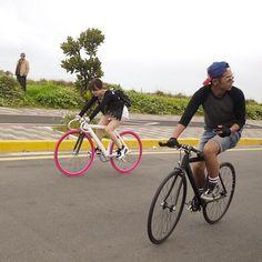 #fixedgear #bike #leader725 #weekend