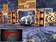 We sell terrain mainly for Infinity: The Game, but can also be purchased for other miniatures games. One of our most popular terrain is the M. Warhammer Terrain, 28mm Miniatures, Wargaming Terrain, Gate, Infinity, Infinite, Portal