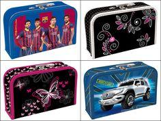 Kids´ suitcases/ Dětské kufříky Suitcases, Kids, Design, Technology, Young Children, Boys, Suitcase, Children