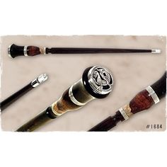 Handmade Magic Wands – Unique Wands | ACME Wand Supply, LTD. ❤ liked on Polyvore featuring wands, harry potter and hogwarts