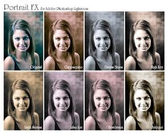 Announcing New Lightroom Presets for the Portrait Photographer