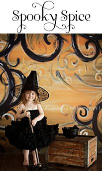 love this for Halloween!!!  its the SPOOKY SPICE drop, taken by Stephanie Krupicka photography