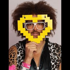LMFAO. I am so in love with Redfoo!<3 <3