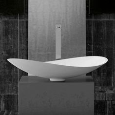 Glass Design Vessel Bath Sink Infinity – Canaroma Bath & Tile