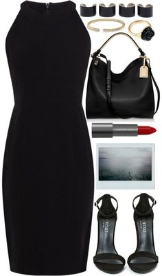 Classy Outfits Ideas – Ideas for all Dresses & Outfits for All Ocassions Mode Outfits, Dress Outfits, Fashion Outfits, Womens Fashion, Fashion Trends, Dresses, Black Dress Outfit Party, Fashionista Trends, Dress Casual