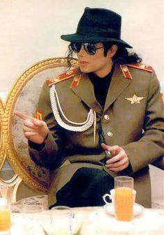 Michael Jackson points out that you also have room for improvement.
