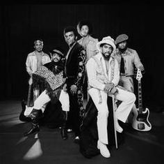 The Isley Brothers - I love old school music!