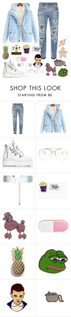 """""""pin it"""" by ashleysmith3108 ❤ liked on Polyvore featuring Dolce&Gabbana, Puma, Accessorize, Marc Jacobs, ban.do, Madewell, Polaroid and PèPè"""