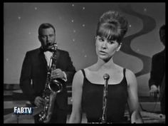 "Astrud Gilberto and Stan Getz - ""The Girl from Ipanema"" (live 1964) - It gets no better than Getz."