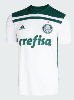 c843a0cd7 PALMEIRAS AWAY 2018 - 19 SHIRT  soccer FUSSBALL REPLICA JERSEY FOOTBALL  BNWT TOP