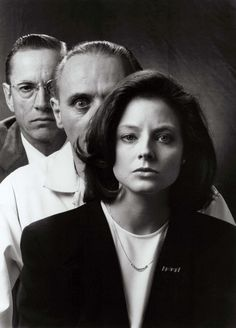 """Well, Clarice - have the lambs stopped screaming?"" - Hannibal Lecter, The Silence of the Lambs"
