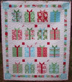 Free-All Wrapped Up Quilt Pattern