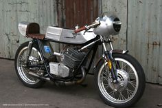 1972 DKW Boondocker Cafe racer by Giant
