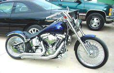1987 Harley Davidson Softail Custom